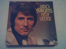 Udo Jürgens Neue Lieder - Deutsch 70s 70er Ariola - Album Vinyl Schallplatte LP