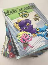 Beast Academy Complete Set - Guide and Practice Books for 3A through 5D! - New