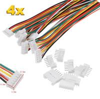 2 Stück 2Pin Mini JST XH 2.5mm 2.5 Stecker 15cm Kabel 1 Set Buchse JST-XH