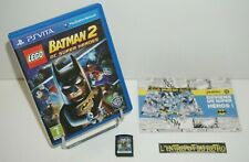 ++ jeu PS VITA LEGO BATMAN 2 DC super heroes ++