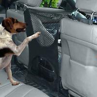 Hunde Barrier Absperrgitter Trennnetz Auto Rücksitz Katze Zaun Isolierung Schutz