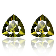 2.04ct 100% Natural earth mined extremely rare aaa yellow green demantoid garnet