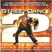 STREETDANCE 2 (CD) SOUNDTRACk QUEEN TAIO CRUZ NICKI MINAJ DRAKE TYGA