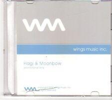 (EX715) Hagi & Moonbow, split single - 2007 DJ CD