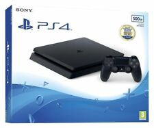 PS4 CONSOLE 500GB SLIM + DIMMI CHI SEI - SONY PLAYSTATION 4 - D CHASSIS ITALIA