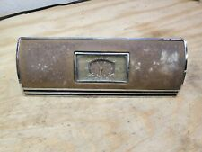 1939 Buick Glove Box Door & Clock Compartment 46C Century Hot Rod Rat Coupe