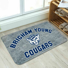 Brigham Young University Soft Door Bath Shower Mat and Rug