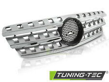 Grille For MERCEDES W163 98-05 W164 Look CHROME-SILVER