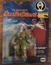 Filmation Ghostbusters Cazador Action Figure 1987 Tyco Carded Vintage