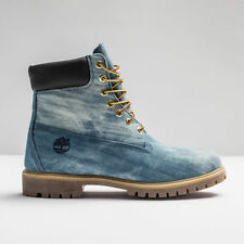 Jimmy Jazz & 21 Savage Collab X Timberland 6 Inch Denim Boot Waterproof sz 11