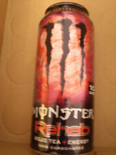 ☸ ڿڰ - * ☸ Monster Energy Drink, Rehab rojo, SKU 0911, pleno ☸ ڿڰ - * ☸
