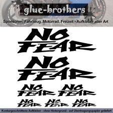 No Fear Aufkleber Set 3 - Farbauswahl - Sponsor Decal Vinyl Lifestyle