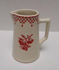 Lovely French Vintage Ceramic Milk Pitcher Le Comptoir de Famille **L@@K**