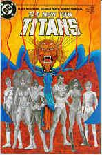 New Teen Titans (vol. 2) # 4 (George Perez) (Estados Unidos, 1984)