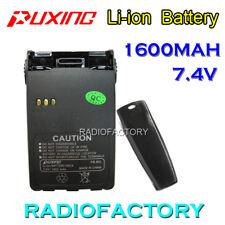 Batterie Li-ion 1600 mAh pour Puxing PX-777 PX-888 Radio
