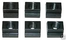 Tee Nut M12 to suit 14mm Slot Set of 6 Made In Germany