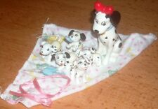 Magic diaper Little Joys Mommy and 5 babies full set 1992 galoob rare (a)