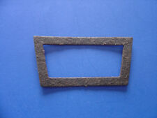 1937-37-1938-38 CHEVROLET LICENSE LIGHT LENS GASKET-NEW-MADE IN THE USA