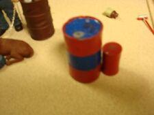 1/18 - 55 Gal Oil Drum - 15 Gal Oil Drum - for your shop/garage/diorama