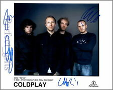 COLDPLAY SIGNED / AUTOGRAPHED PHOTO PP CHRIS MARTIN #60