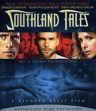 Southland Tales (2008, REGION A Blu-ray