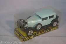 NOREV 39 PANHARD 1927 MINT GREEN MINT BOXED RARE SELTEN