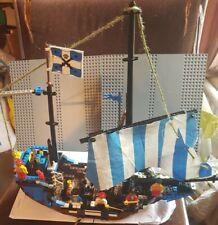 Vintage Lego 6274 Pirate Ship CARIBBEAN CLIPPER1989 Bundle joblot extra minifigs