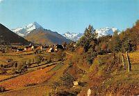 BF158 route du col d aubisque arras et le massif du balaitous  France