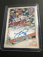 2017 TOPPS GYPSY QUEEN BASEBALL TOMMY PHAM AUTO GQA-TP SAN DIEGO PADRES