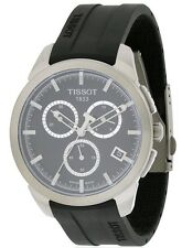 Tissot T-Sport Titanium Rubber Mens Watch T0694174705100