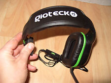 Xbox 360 & Xbox One Gioteck HCC Wired Mono Gaming Headset -086