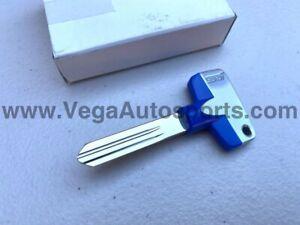 STi Titanium Blank Key to suit Subaru WRX STI 04 Model