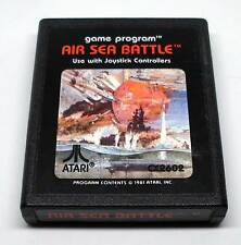 Atari 2600 Spiel Game Modul - Air Sea Battle - Cartridge Videospiel 1981