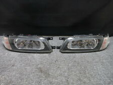JDM Genuine 95-00 Nissan Pulsar V-ZR N15 2dr Hatchback Headlights Head Lamps
