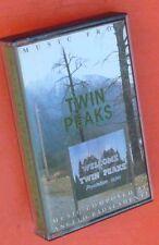 Angelo Badalamenti  Music From Twin Peaks, Jugoton – MC-7-S 3034481, 1991 Ex Yu