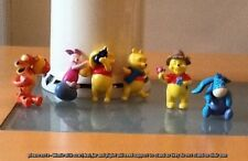 Winnie the Pooh Eeyore piglet Tigger 6 large figures cake toppers decoration