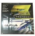 Protocol Turbohawk 3 Channel Remote Control Helicopter