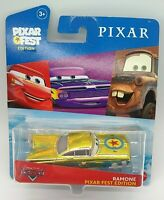 Disney Cars PIXAR FEST EDITION Metallic RAMONE Die-Cast Car 2020 RARE Mattel