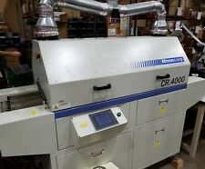Manncorp CR.4000 4 zone SMT reflow oven compact conveyor WORKING GREAT
