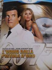 BLU RAY 007 L'UOMO DALLA PISTOLA D'ORO JAMES BOND ROGER MOORE