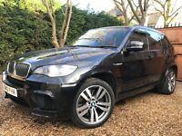 2010 BMW X5M 4.4 TURBO AUTO PETROL ESTATE ''SPARES OR REPAIRS''