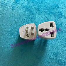1pc AUSTRALIA  EU UK Hongkong To 3 pin US CA travel adaptor plug converter