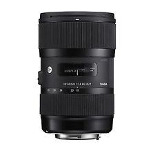 Sigma 18-35mm f/1.8 DC HSM Art Lens (for Nikon) *NEW*