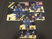 Parte Di scatola  Part Box Lego 6951 Space Spazio + Istruzioni Instructions
