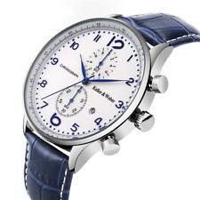 Armbanduhr Herren Quarz Keller & Weber Chronograph