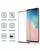 Lot Full Cover Tempered Glass Screen Protector For Samsung Galaxy N10 S10+ S10e