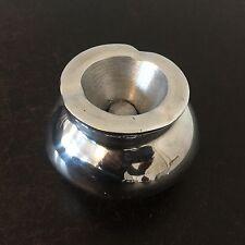Cendrier marocain en aluminium, anti odeur anti fumée NEUF