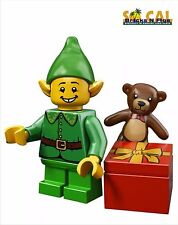 LEGO MINIFIGURES SERIES 11 71002 Holiday Elf