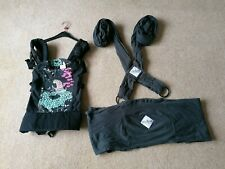 1 x Beco Baby Carrier and 1 x Grey Close Baby Carrier Ring Sling Stretchy Wrap