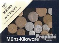 Ungarn 100 Gramm Münzkiloware